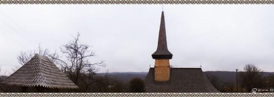 Toplita-Bis monument istoric Sf Arh Mihail si Gavril