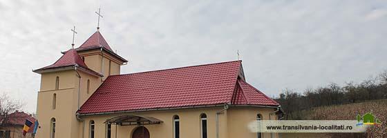 Zalha-Biserica ortodoxa noua 500