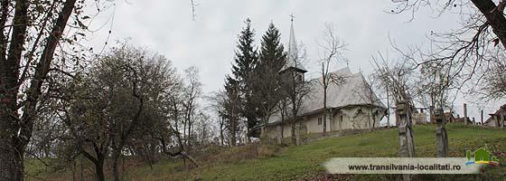 Zalha Biserica ortodoxa veche 500