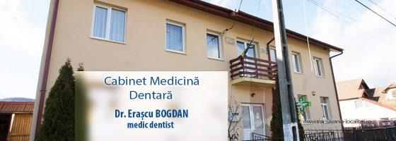 Erascu Bogdan- Cabinet stomatologic Simisna